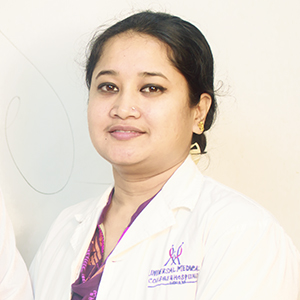Dr. Sharmin